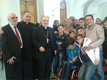 foto premiazione parrocchia inclusiva