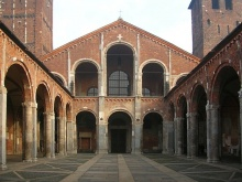 Chiesa di Sant'Ambrogio in Milano