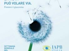 locandina campagna di prevenzione glaucoma 2017