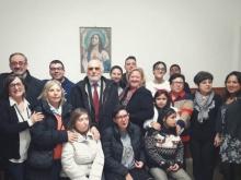 foto ricordo consegna premio Brugnani a Bellizzi (SA)