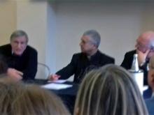 relatori del seminario 4 novembre