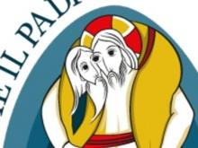 particolare logo giubileo misericordia